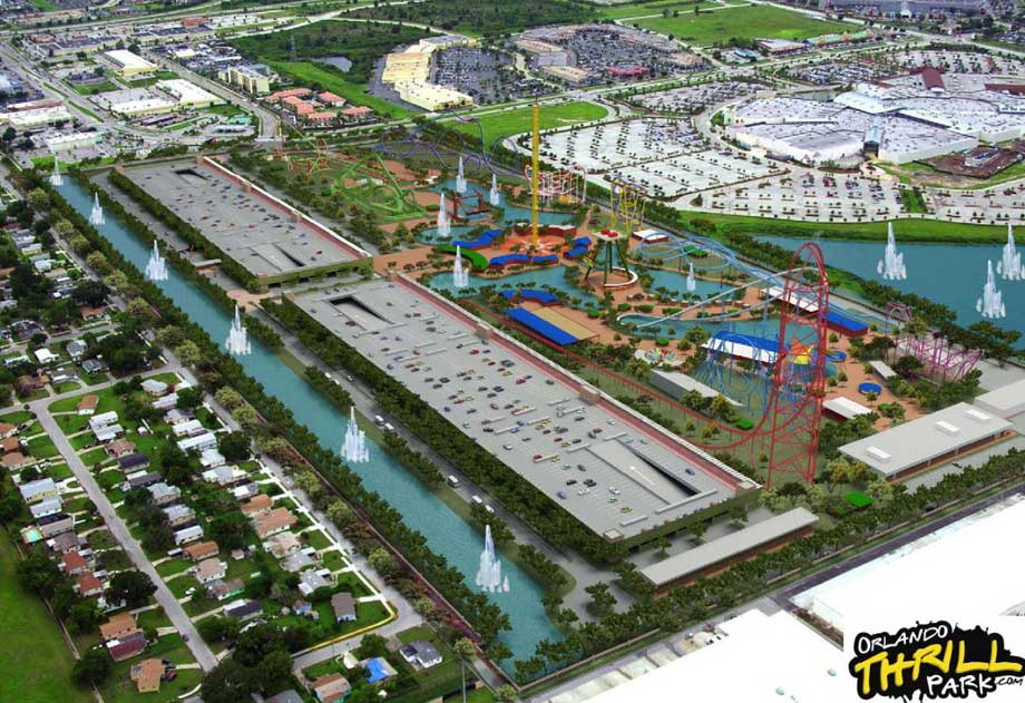 Newsplusnotes planners tell orlando theme park no thanks for Jardin japonais 78