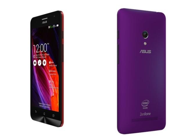 Harga dan Spesifikasi Asus Zenfone 5 A500CG