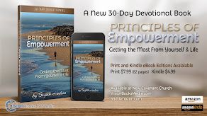 NEW BOOK! Principles of Empowerment Devotional