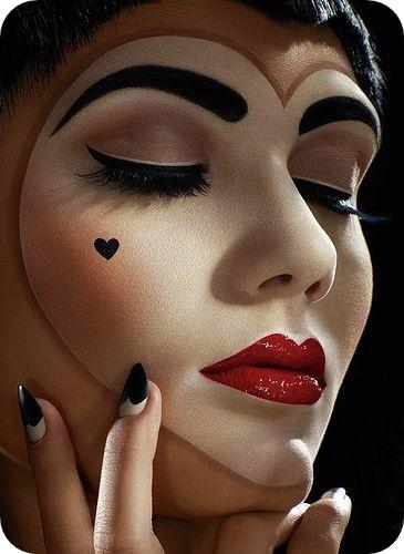 Ponte Guapa En Casa!: Maquillajes Para Halloween