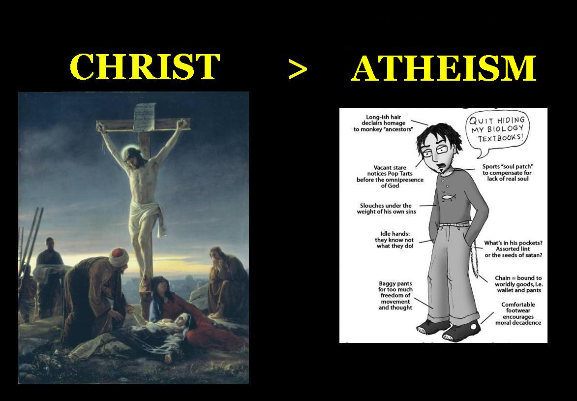 is atheism a religion Is atheism a religion one of the issues that arises at times is the question of atheism as a religion many adamantly oppose that classification, arguing that atheism is an explicit denial.