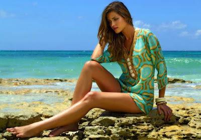 Model Pantai