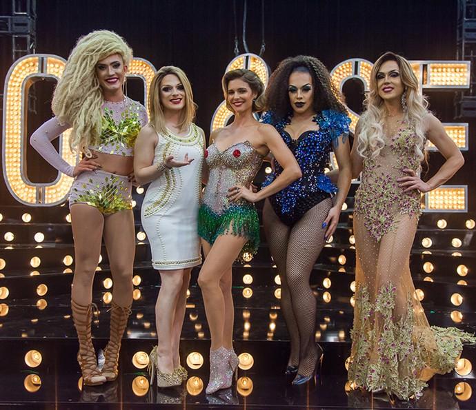 Conheça as Drag Queens que participam de 'Amor & Sexo' no quadro Bishow