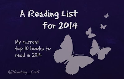 A 2014 Reading List   {Reading List}