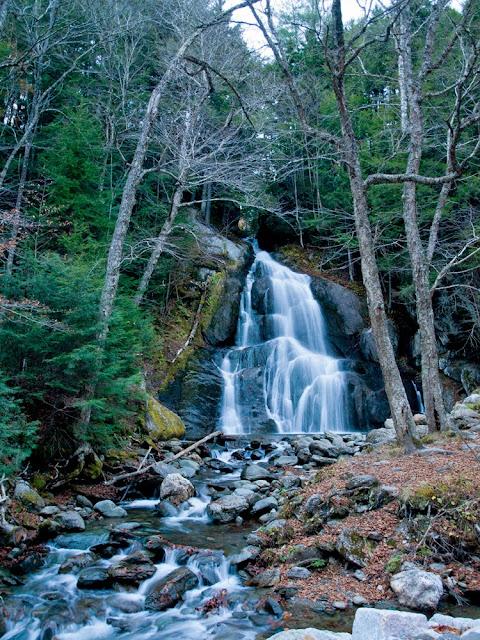 Vermont Texas Falls Trail