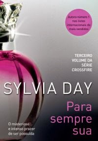 Joana leu: Para sempre sua, de Sylvia Day