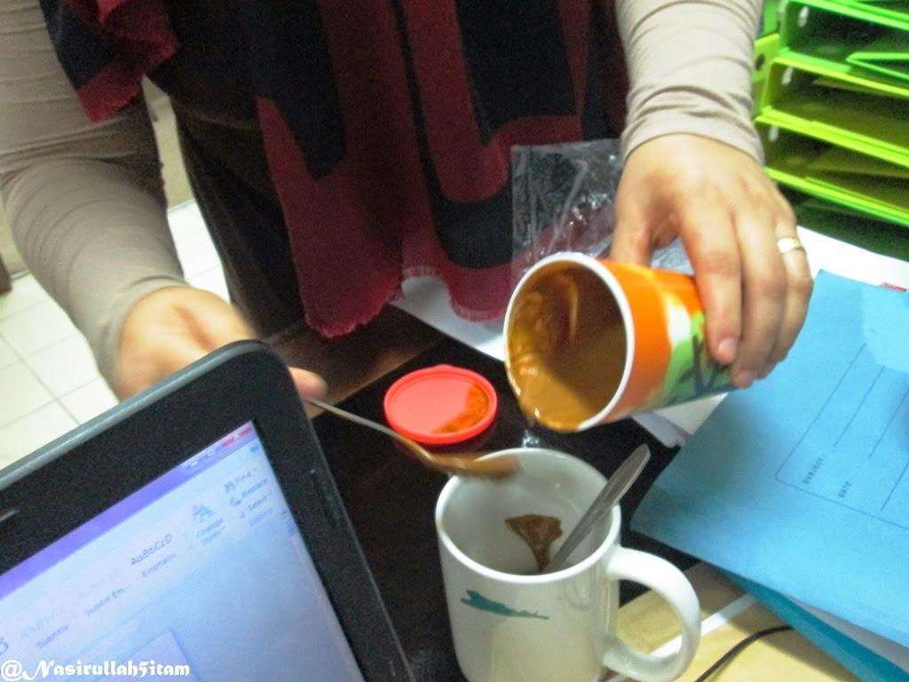 Racikan kopi Libya