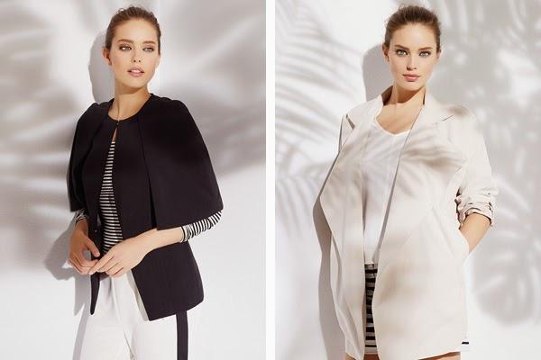 ropa de mujer Suiteblanco moda primavera verano 2015