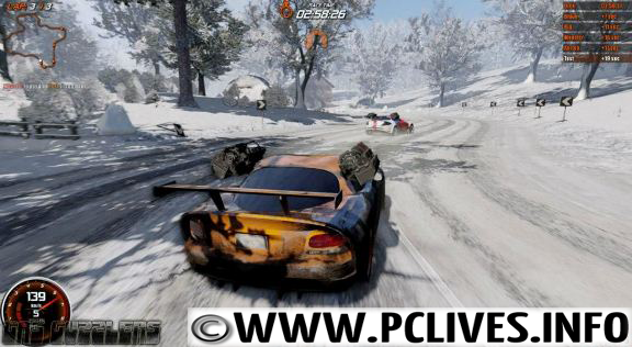 download full and free pc game Gas Guzzlers Combat Carnage full version 2012