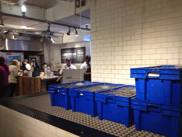Lobster place, Chelsea Market