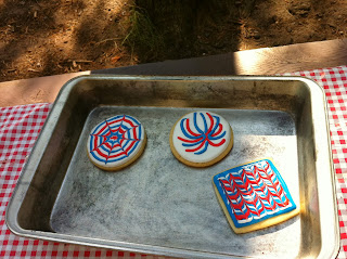 Camping and Cookies