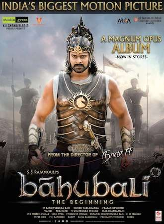 Baahubali The Beginning 2015 Hindi DVDRip Download