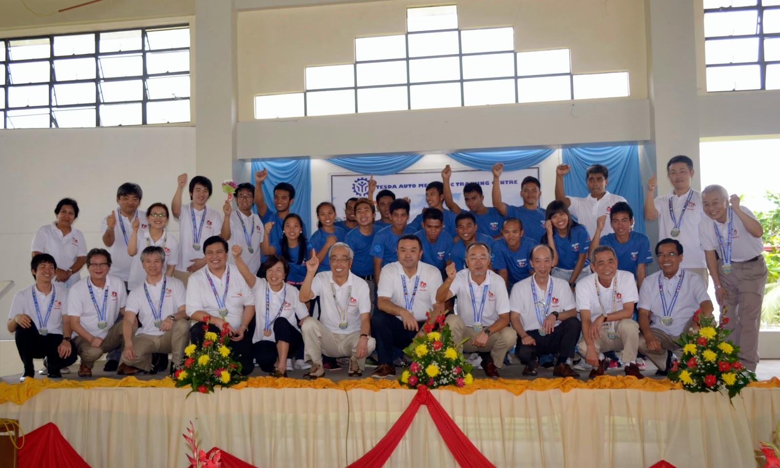 Isuzu Auto Mechanic Training Center in Tacloban