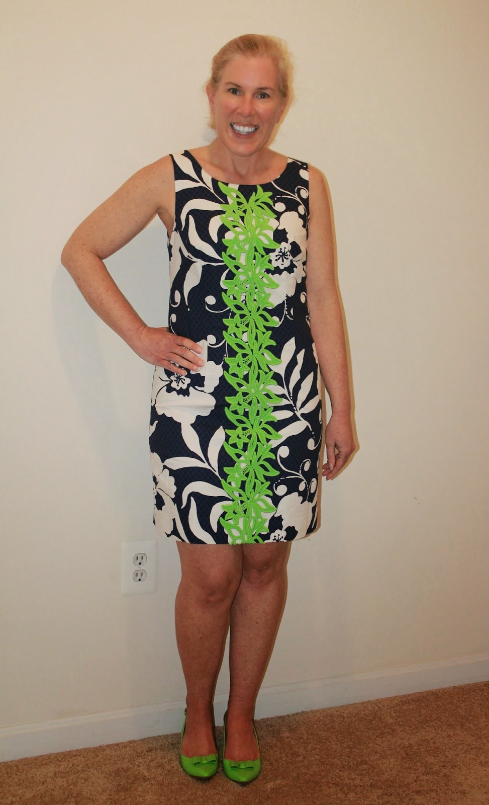 lilly pulitzer delia dress johnny b 2015 spring review