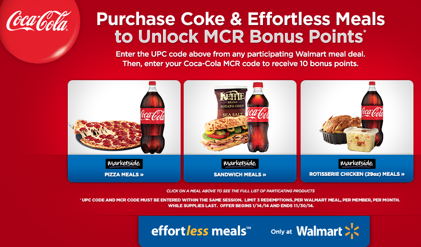 http://www.mycokerewards.com/showLBE.do?id=walmart2013