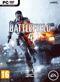 battlefield 4 box art pc Battlefield 4 RELOADED