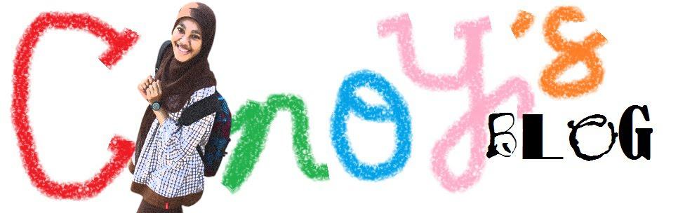Cinoy's Blog