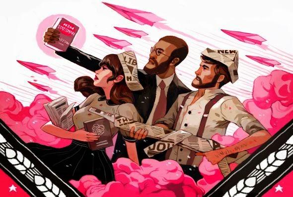 Sachin Teng ilustrações surreais cultura pop ácido