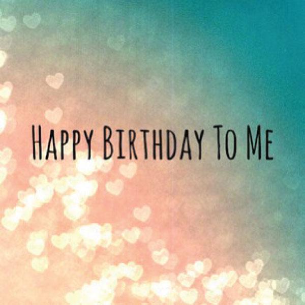 aniversário - to do list - happy birthday to me - my bday