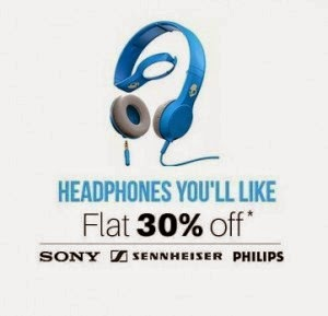 Paytm: Buy Headsets, Speakers & Video Players 40% off + upto at Rs. 5000 Cashback