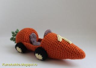 описание морковкомобиля