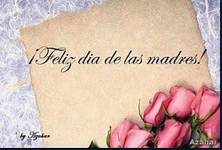 Tarjetas del Dia de la Madre para Facebook, parte 1