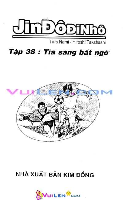 Jindodinho - Đường Dẫn Đến Khung Thành III  Tập 38 page 1 Congtruyen24h