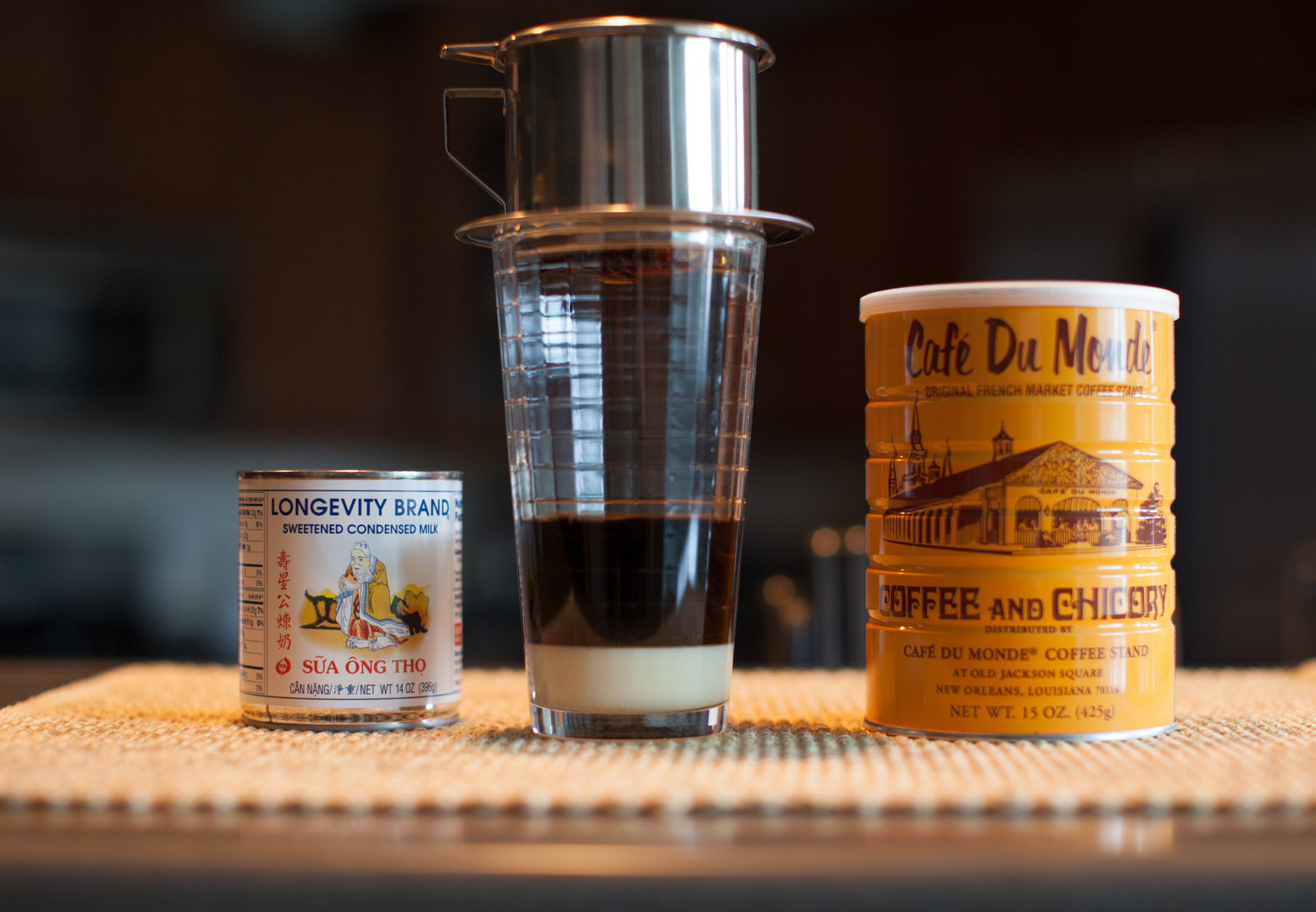 The Ice Cream Informant: REVIEW: Phin & Phebes Vietnamese Iced Coffee