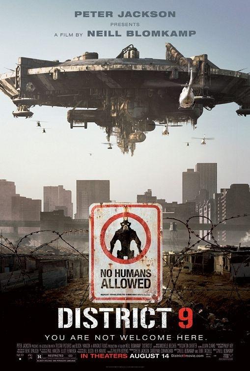 Distrito 9 (District 9) (2009)