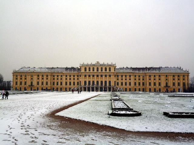 visita a schoenbrunn