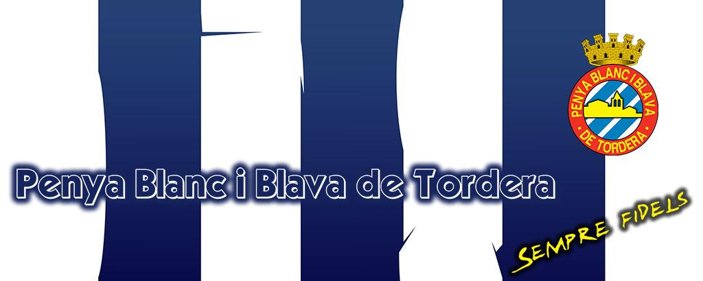 Penya blanc-i-blava de Tordera