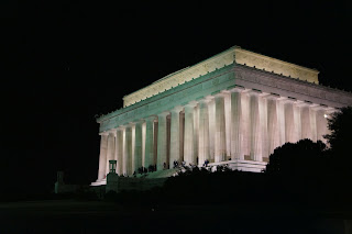 Lincoln Memorial free image (images)