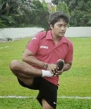 Pelatih fisik barito putera