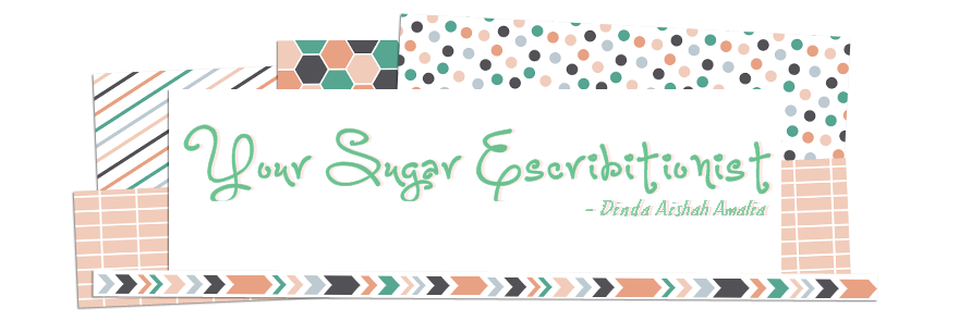 A Sugar Escribitionist