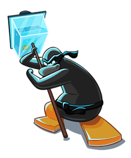 Disney-Club-Penguin-lanzamiento-nuevo- juego-multijugador-Card-jitsu Nieve, tecnologia-revistawhatsup