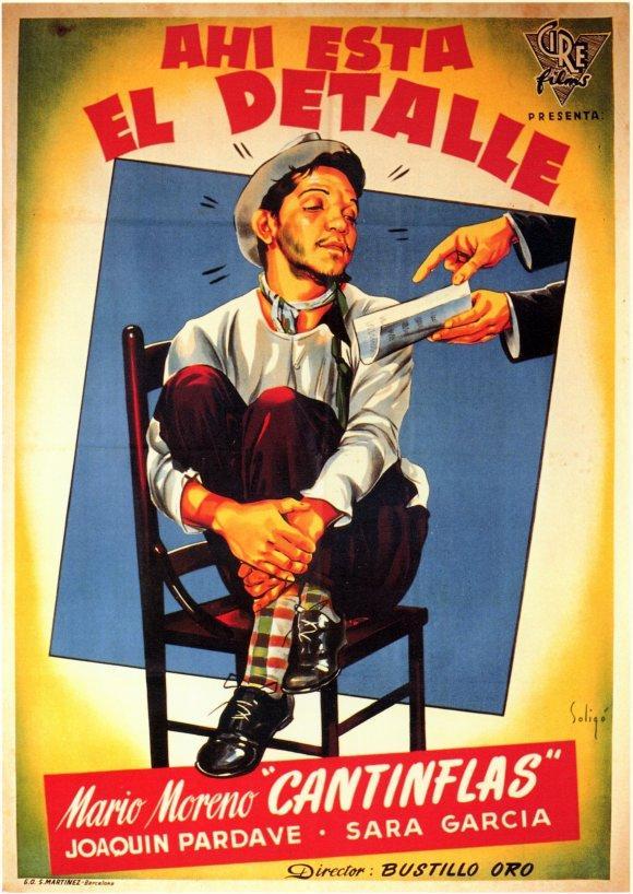 Cantinflas: Ahi está el detalle