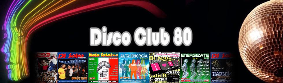 Disco Club 80