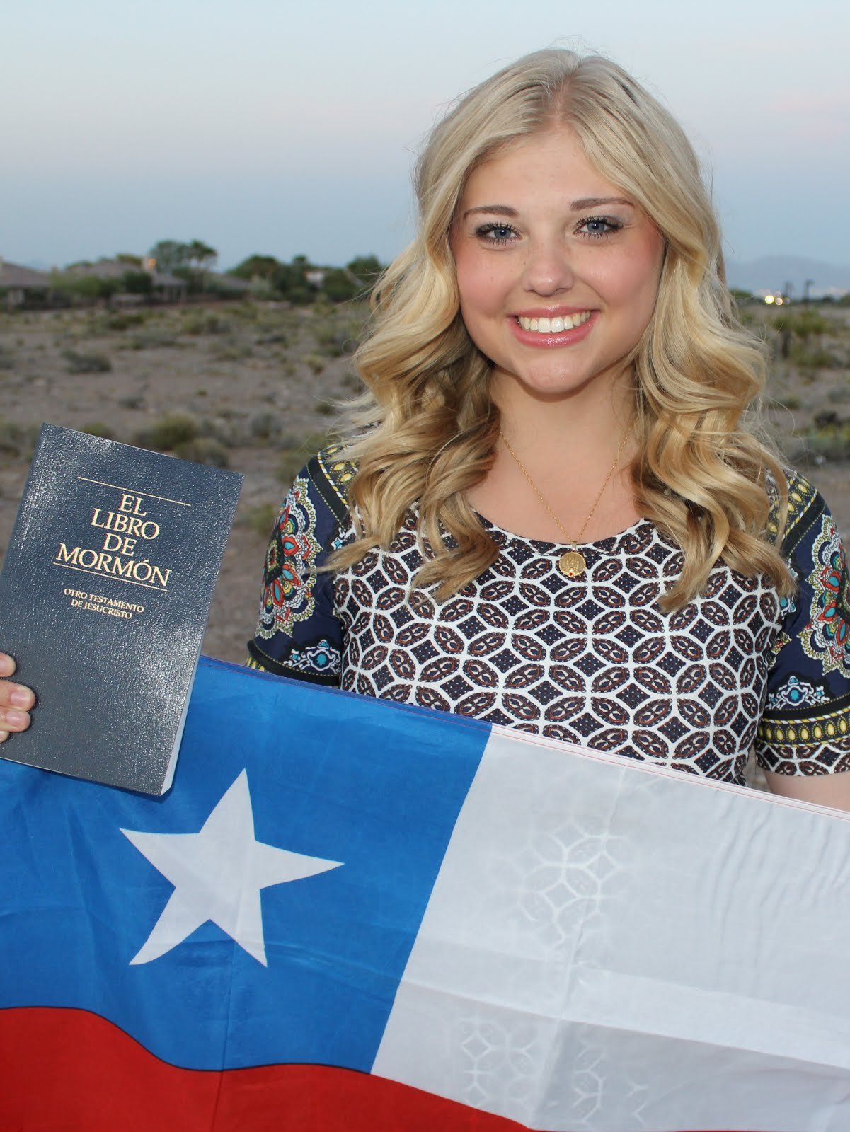Called to Serve a Mission in Chile