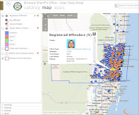 Become aware of who is a sexual offender in your neighborhood.