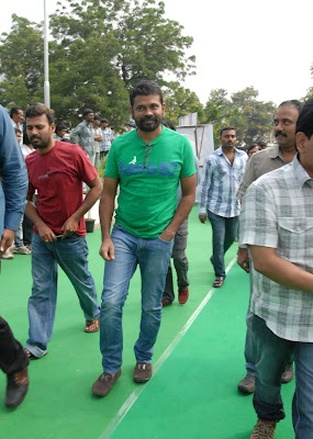 Launch Photos of Sai Dharam Tej's Latest Movie