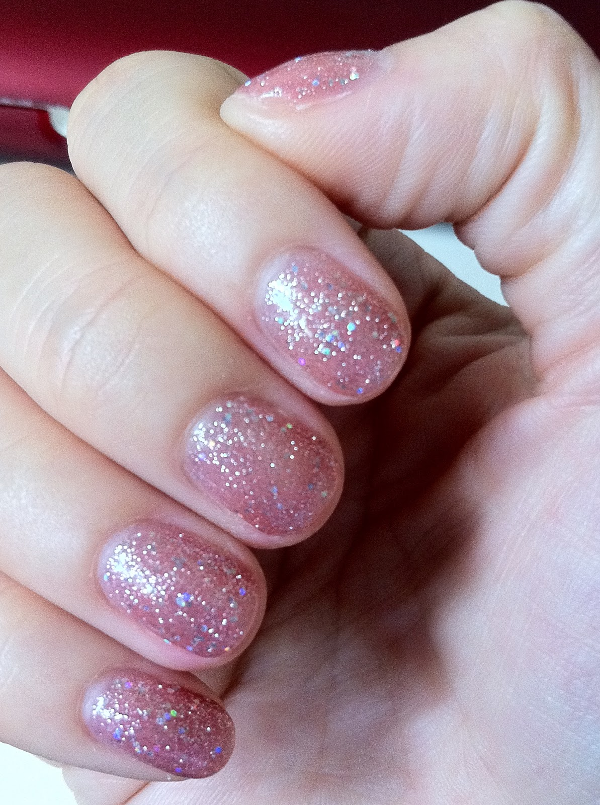 The Clover Beauty Inn: NOTD: Gelish June Bride