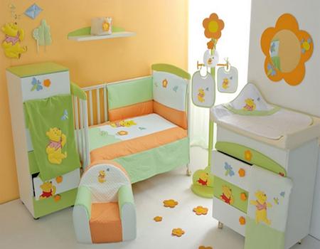 desain kamar tidur untuk bayi desain rumah minimalis