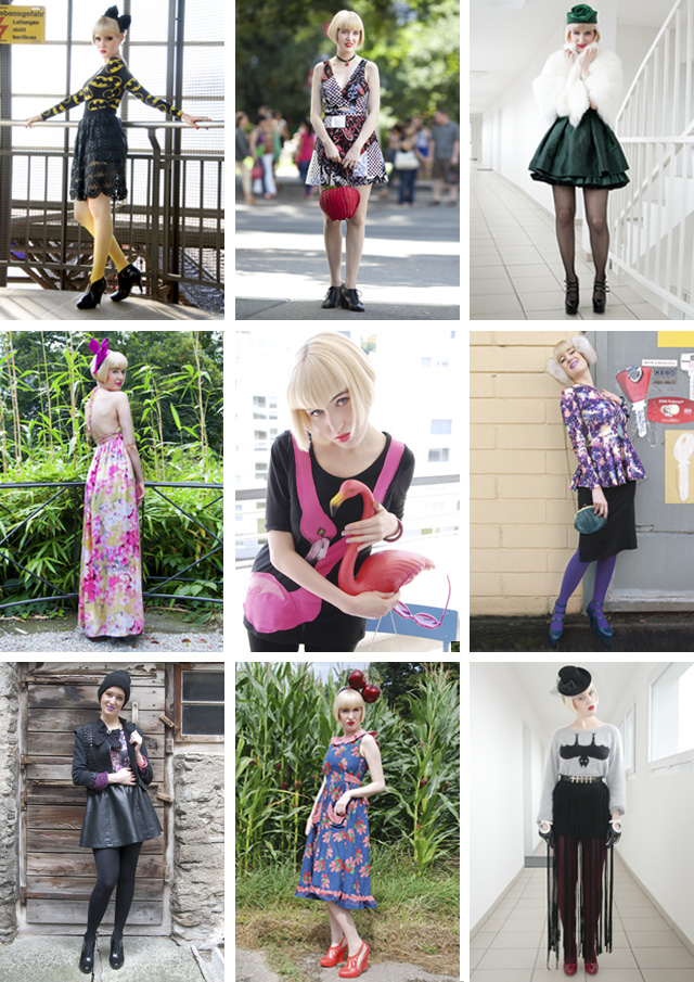outfits, fashion, looks, 2012