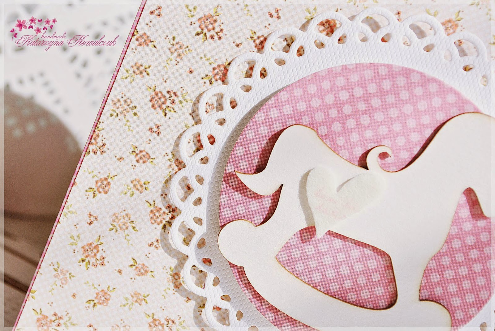 mini album harmonijkowy leporello scrapbooking