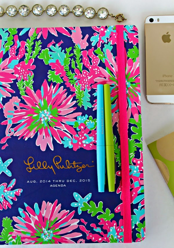 lilly pulitizer agenda