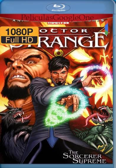 Doctor Strange The Sorcerer Supreme (2007) BRRip [1080p] [Latino] [GoogleDrive]