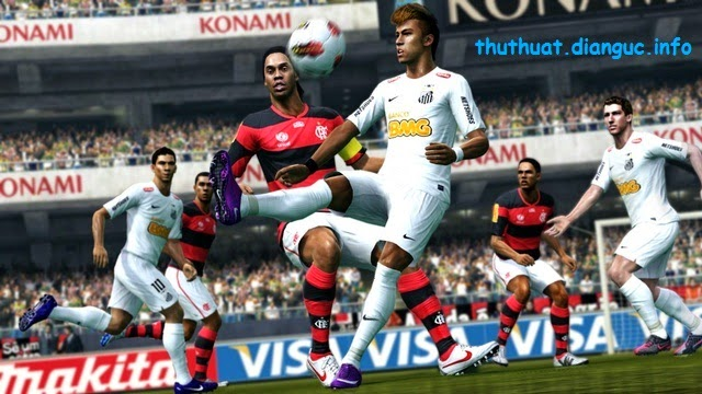 Download Pes 2013 Full Crack cho PC link ngon