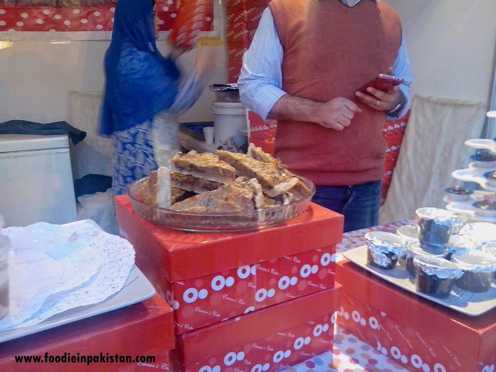 Emaan's Cakes at Karachi Eat 2015