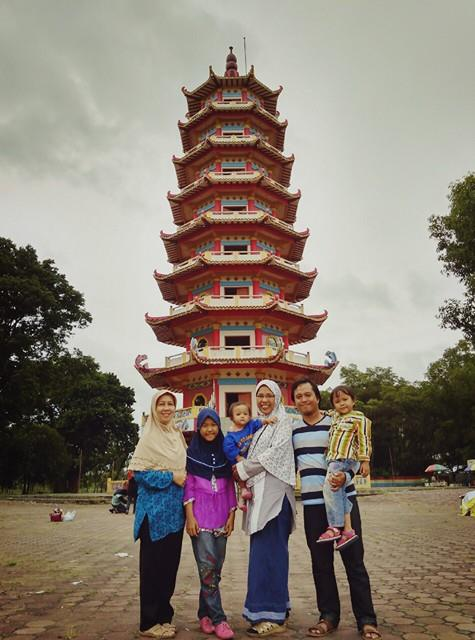 Pulau Kemaro Palembang