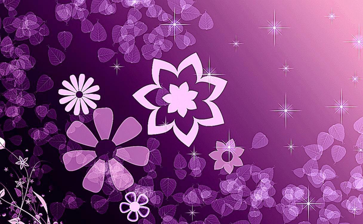 purple hd desktop wallpapers widescreen - photo #19
